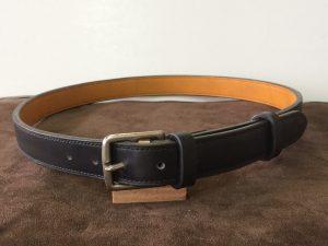 ceinture box noir